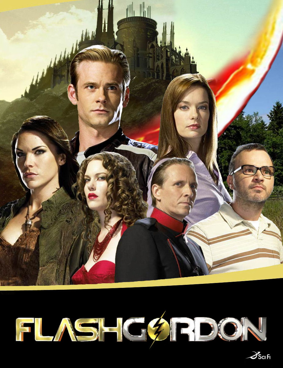 Flash Gordon Serie