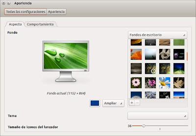 Instala todos los walls oficiales de ubuntu