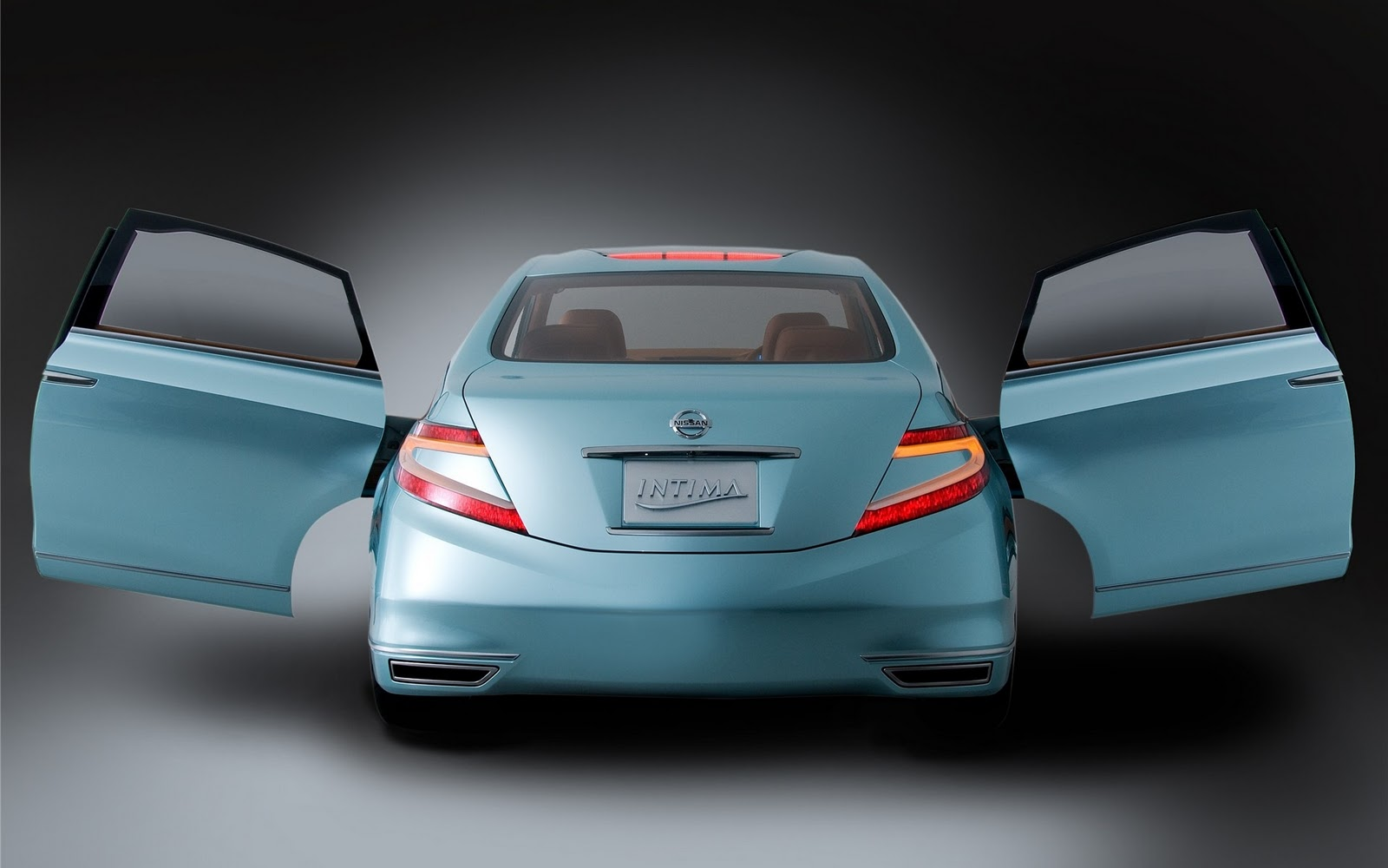 Nissan Intima Car Hd Wallpaper