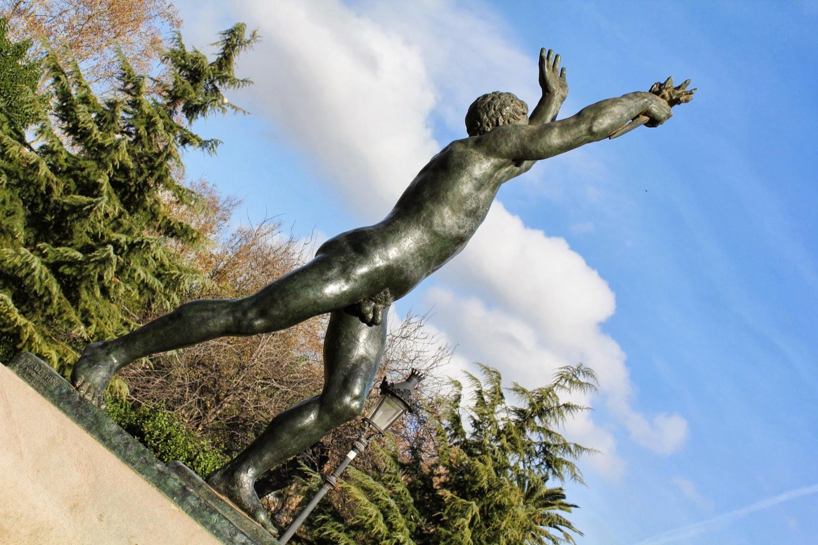 Escultura de la ciutadella