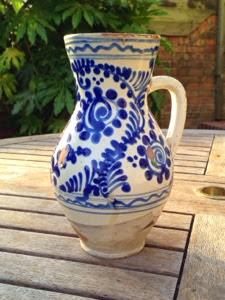 Bokály - wine-drinking jug
