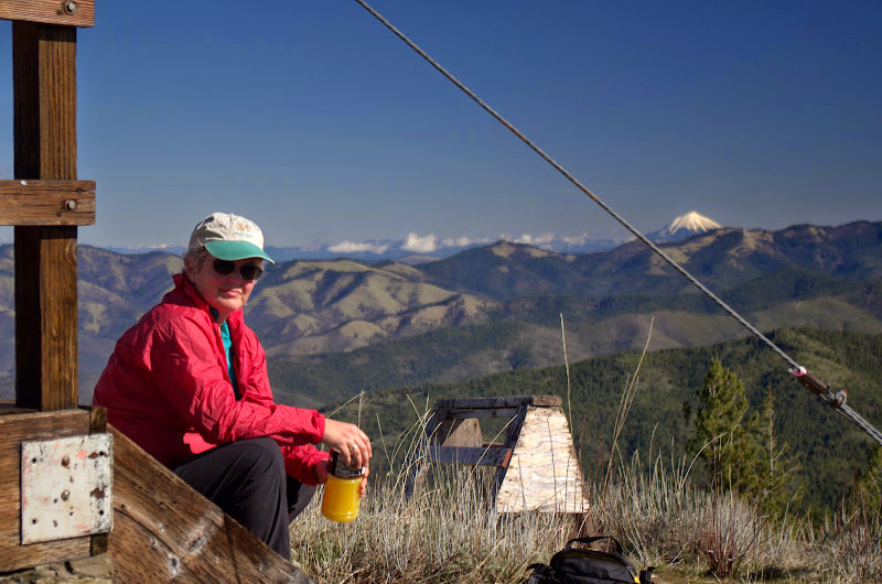 Squaw Peak Littlegray Back Trail Applegate Lake Oregon