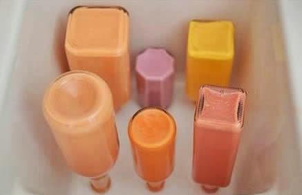 garrafas%2520coloridas5 Passo a Passo   Garrafas coloridas para incrementar a decoração