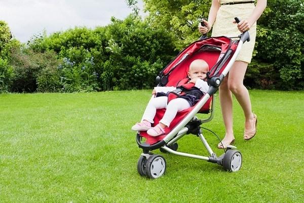 Một số lời khuyên khi chọn xe đẩy cho bé