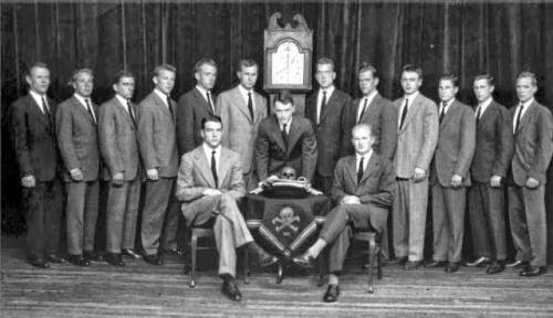 The Five Most Notorious Secret Societies