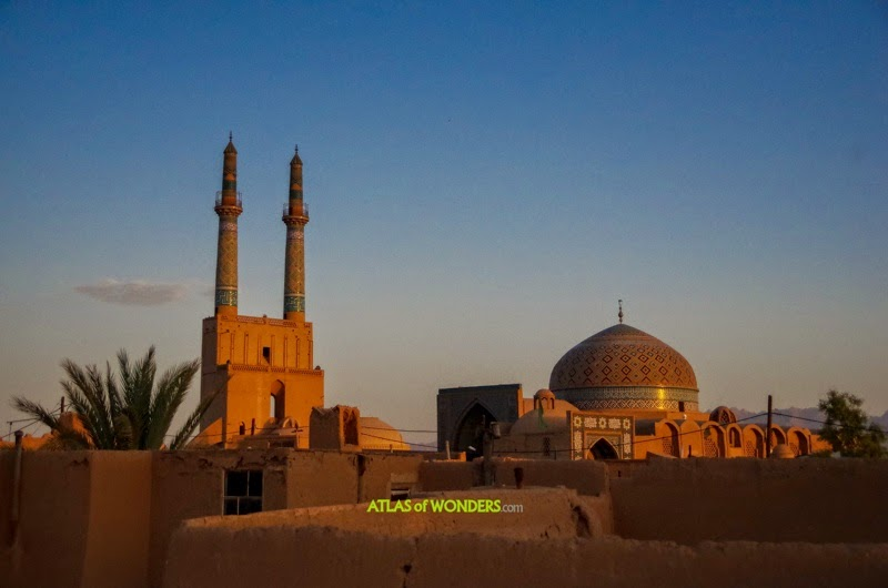 Mosque Yazd