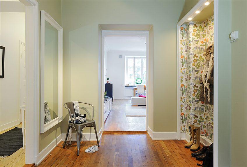 Superfluo imprescindible espacio para bodegones en casa - Papel pintado entrada ...