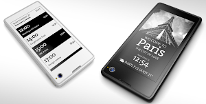 YotaPhone Smartphone Android dual display