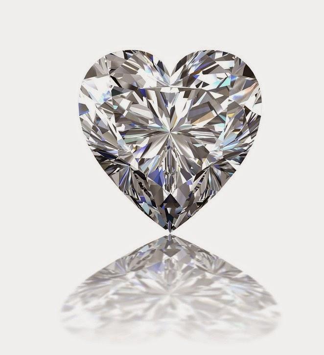 Coração-Diamante