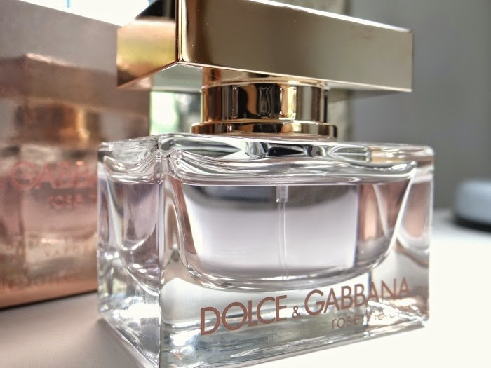 Resenha Perfume Rose The One Dolce & Gabbana