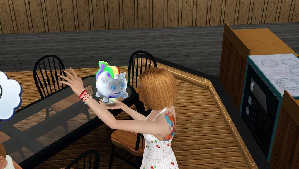 """Jugando a los sims """"Hacia el futuro"""" Screenshot-269"""
