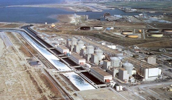 reaktor nuklir gravelines
