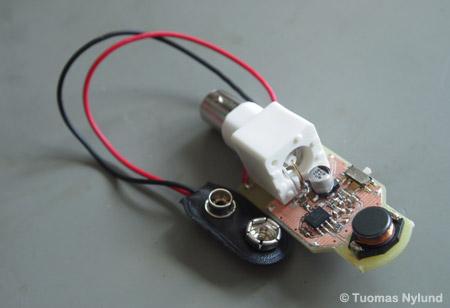 simple EMF detector