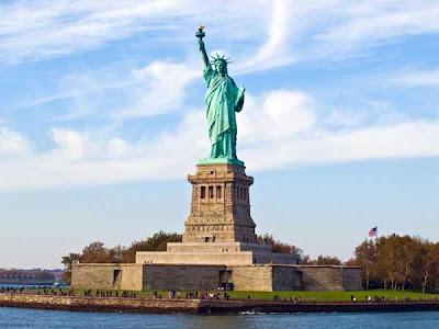 Nueva York, Estatua de la Libertad