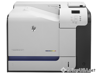 download driver HP LaserJet Enterprise 500 color Printer M551dn