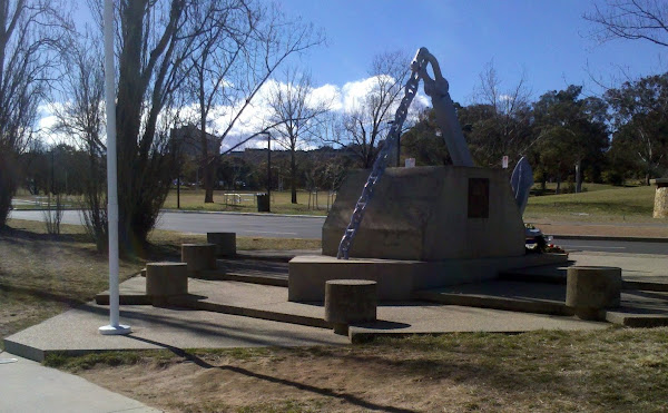 canberra memorial