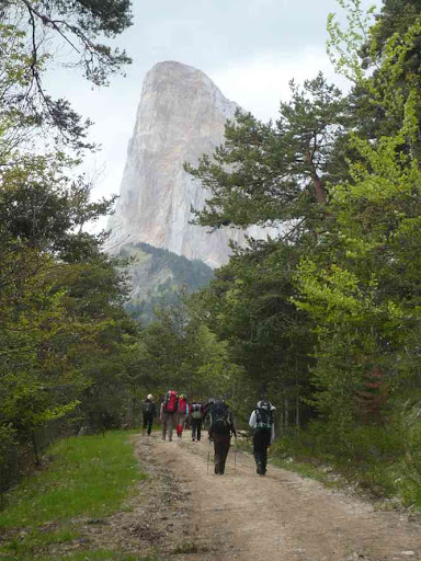 Toujours le mont Aiguille