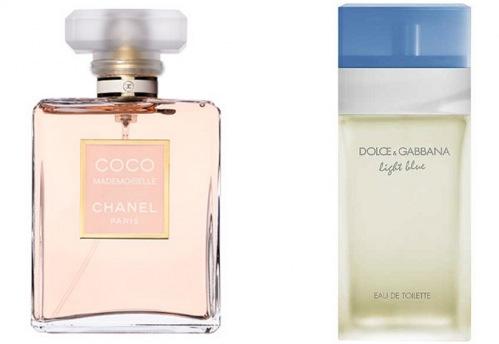 9c9b372ab8e Outros perfumes que estão constantemente no top internacional merecem ser  citados.