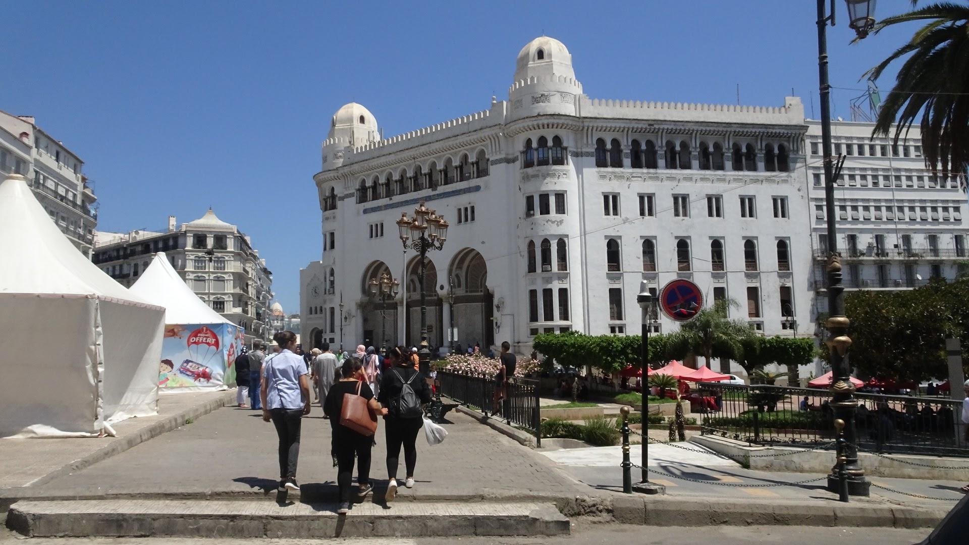 Reisinformatie Algerije