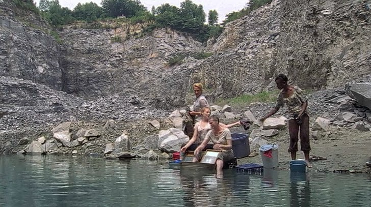 The Quarry (11 Best Walking Dead Locations).