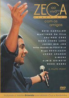 Download - Zeca Pagodinho - Ao Vivo com os Amigos DVDRip