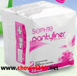 Băng vệ sinh dùng hàng ngày - SPTR