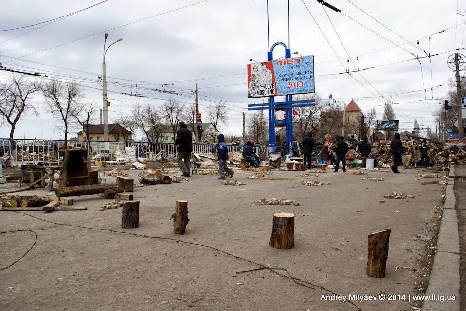 Луганск сегодня референдум бойкот