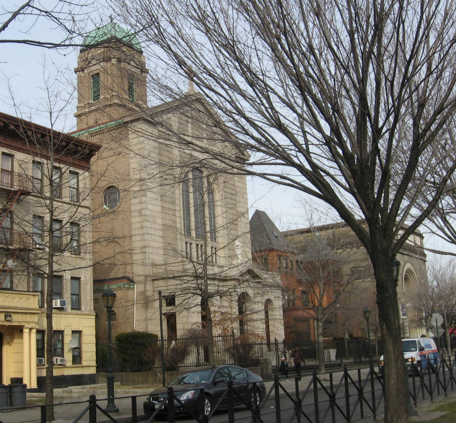 Brooklyn Catholic St Matthew Crown Heights