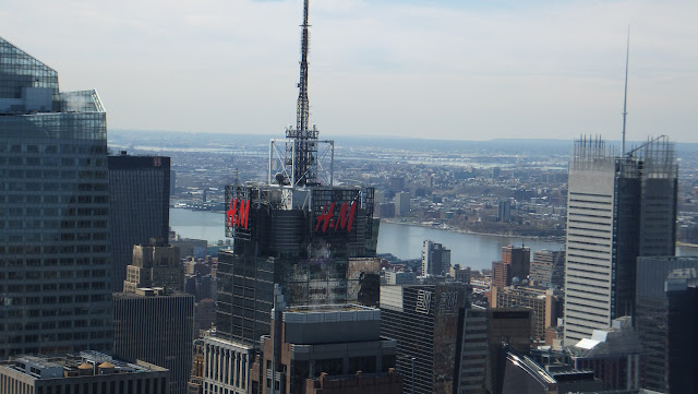 New York, Manhattan vista desde The Top of the Rock, Elisa N, Blog de Viajes, Lifestyle, Travel