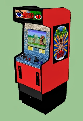 What would a dedicated Altered Beast have looked like? - KLOV/VAPS ...