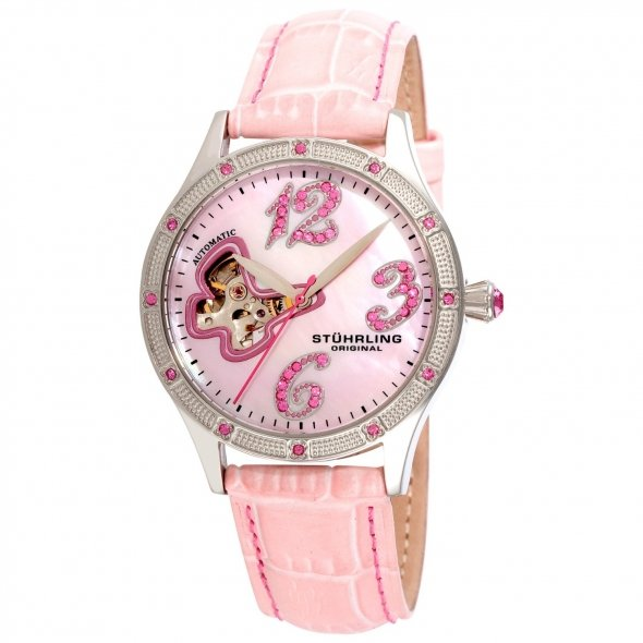 Cute Pink Watch