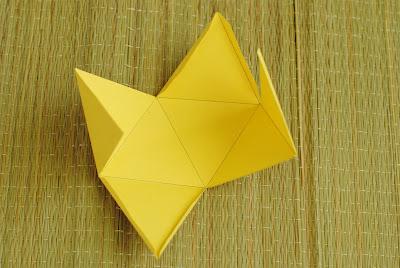 мобиль восьмигранники