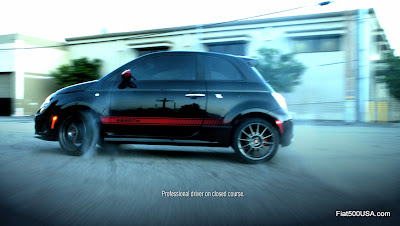 US Fiat 500 Abarth performance