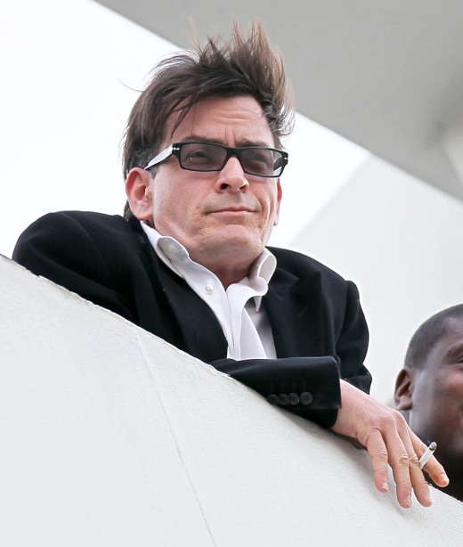 Who In The HELL Paid To See Charlie Sheen's Stand-Up Comedy Tour?