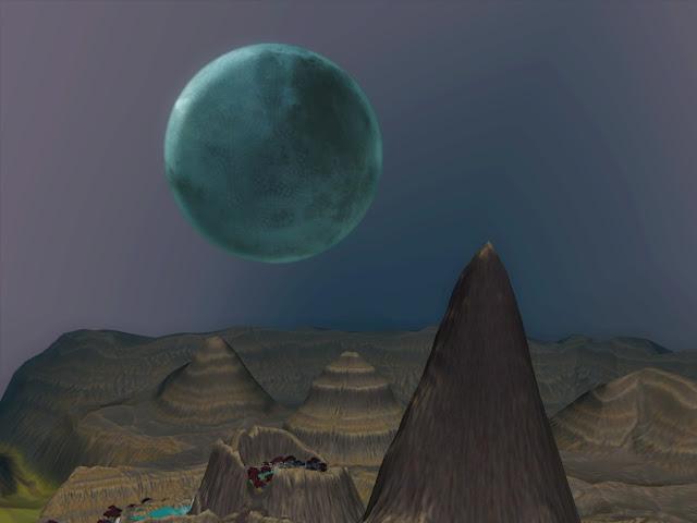 Extraña Luna de Lunar Lakes Screenshot-26