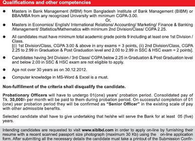 """senior officer requirement"""