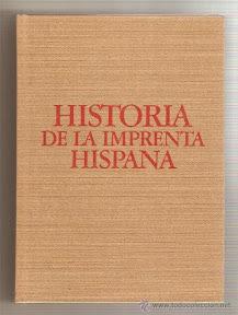 Historia de la Imprenta Hispana