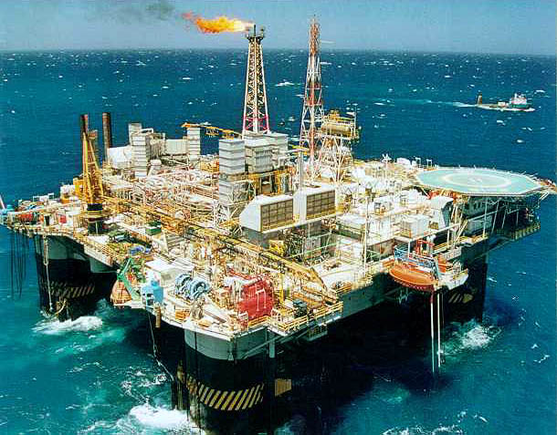 Autosuficiência de Petróleo - Petrobras
