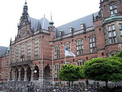 University of Amsterdam, Netherland, КостаБланка.РФ