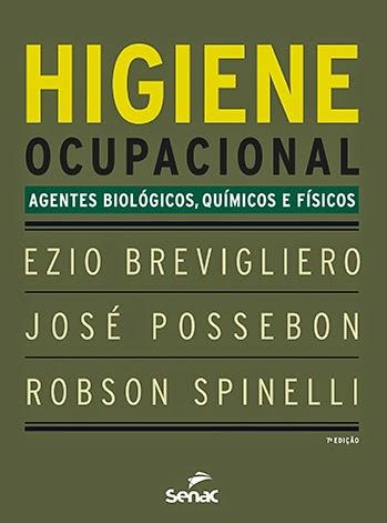 Livros sobre Higiene Ocupacional que indicamos