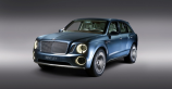 BEIJING 2012 - Bentley reveals powertrain details for EXP9F Concept