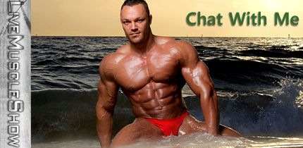 Top Male Bodybuilders - Live Show