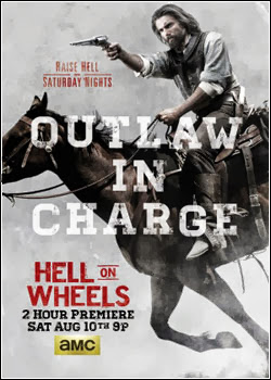 Hell on Wheels 3ª Temporada Episódio 08 HDTV  Legendado