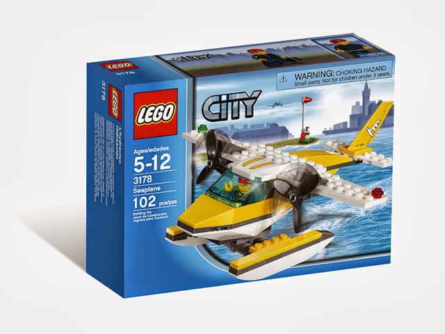 3178 レゴ 水上飛行機