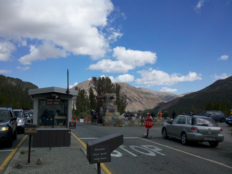 High Sierra • Tioga Pass