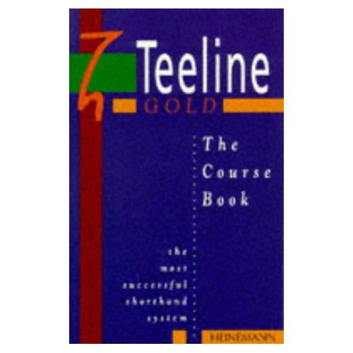 Teeline Gold Shorthand coursebook