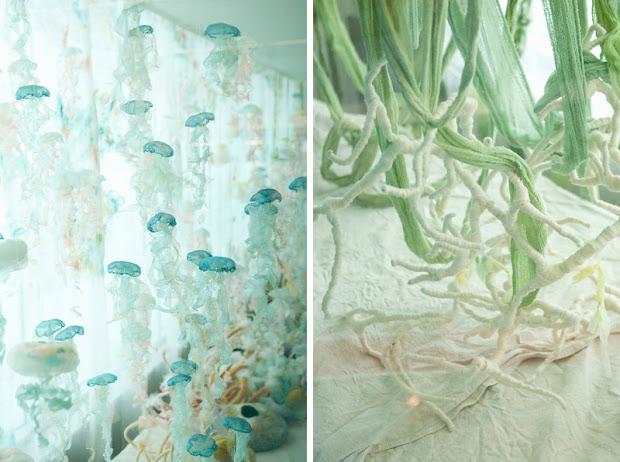 Urban Aquarium by Sayuri Sasaki Hemann