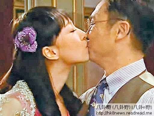 《名媛望族》【五奶入門失敗】在劇中窮家女JJ為名利不惜勾引松哥,想入主鍾家成為五奶,不過最終未如願。