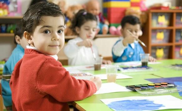 kinders garten Bí quyết dạy con thành công đôi khi cần phải tàn nhẫn