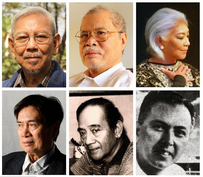 National Artists Philippines 2014